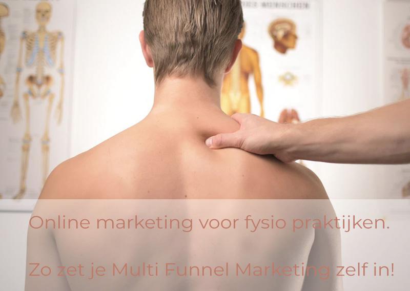 online marketing fysio