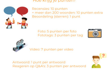 punten local guide worden