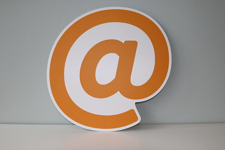 E-mail marketing plan