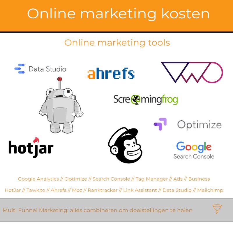 kosten online tools
