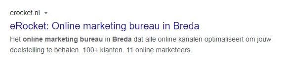 Metadata Google