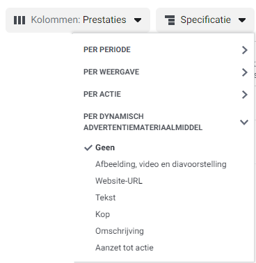 FB ads data